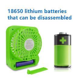 Argentina Nuevo mini ventilador USB, ventilador de carga de batería de litio portátil, velocidad de viento de tres velocidades de bajo ruido, luz nocturna LED. Suministro