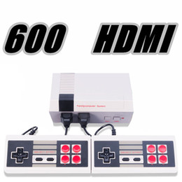 Wholesale Nes Wholesale - Coolbaby HD HDMI Out Retro Classic Game TV Video Handheld Console Entertainment System Classic Games For NES Mini Game F-JY