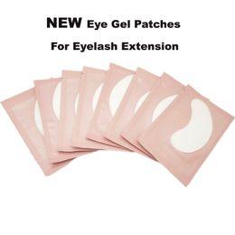 Hochwertige augenflecken online-10 Paare / Los neue Art Qualität unter Augenauflagenkollagen-fusselfreien Augen-Gelflecken für Wimperverlängerung Freies Verschiffen