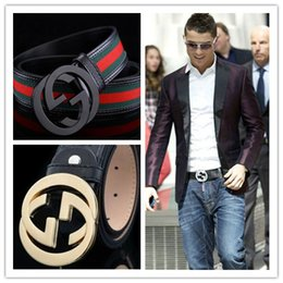 Wholesale women size 26 - 2018 Cristiano Ronaldo style belts brand designer belt luxury belt men designer belts mens men women belt luxury belts free shipping
