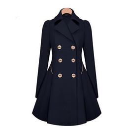 Argentina 2016 nueva tendencia de la moda de primavera y otoño y estilo europeo américa largo abajo mujeres femal trinchera abrigo burderry Suministro