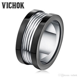 Wholesale Gothic Wedding Ring Men - Punk Rock Fashion Men's Ring Titanium Stainless Steel Ring For Men Women Vintage Gothic Jewelry Bague anel masculino Cool Jewellry VICH