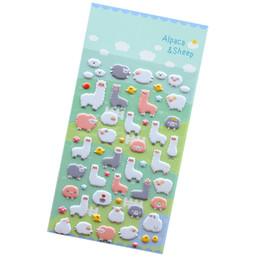 Adesivi per Bandiere in Pvc di alpaca in pvc per la vendita all'ingrosso-corea del commercio all'ingrosso di Corea Adesivi decorativi per carta per album di notebook da chiodi 21 fornitori