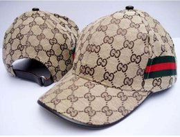 Wholesale baseball hats for women - Ball Hats luxury Unisex Spring Autumn Snapback Brand Baseball cap for Men women Fashion Sport football designer Hat 5 Color