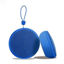 Alta Qualidade Sem Fio Bluetooth Speaker Ao Ar Livre À Prova de Queda Criativa Malha Mini Speaker Bluetooth MOQ: 10 pcs Frete Grátis de