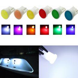 1000Pcs T10 194 1.5W 1SMD Car LED W5W 147 168 Interni in ceramica LED cuneo porta strumento luce laterale lampadina da luce blu per le piante ha condotto fornitori