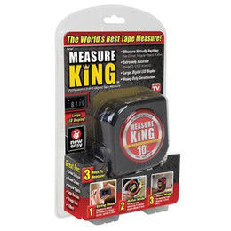 Wholesale tool sonic - Precise Measure King 3-in-1 Digital Tape Measure String Mode Sonic Mode & Roller Universal Measuring Tool