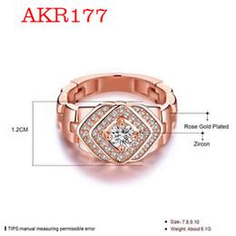 2019 kristall infinity ringe Neues Entwurfs-heißer Verkauf Art- und Weiselegierungs-Kristall schellt Goldfarben-Unendlichkeits-Ring-Statement-Schmucksachen Großverkauf für Frauen Schmucksachen günstig kristall infinity ringe