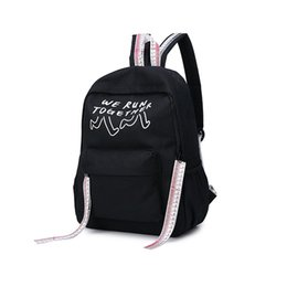 26d496228052 Woman Backpack Casual School Backpacks for Teenage Girl Canvas Women Back  Pack Female Preppy Style Backpack Leisure College Bag