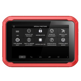 Wholesale porsche specials - Original XTOOL X100 PAD Professional Auto Key Programmer X-100 Pad with Special Function Free Update Online Lifetime