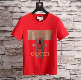 Wholesale sublimation shirt printing - hot sale New fashion Mens watermelon Sublimation print T-shirts plus size round neck