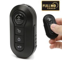 Argentina Ultra-HD 1080P Llave del coche de metal Mini cámara llavero del coche portátil Grabadora de video con detección de movimiento Mini DV Soporta visión nocturna Suministro