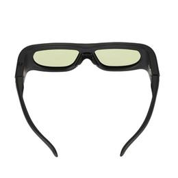Spieler für blu ray online-Gonbes G05-BT 3D Active Shuer Brille TV-Brille Bluetooth LCD-Objektive 3D HDTV Blu-ray-Player Elektronisches Design