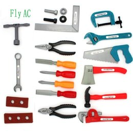 Wholesale Great Flying - Fly AC 22-piece Tool Box Set with Removable Tool Tray - Great Gift Toy for Boys