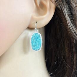 Canada Kendra scott pandora collier fête des mères bracelet de créateur chaîne en or bijoux de créateur boucle d'oreille en cuir géométrique fluorescent boucles d'oreilles Offre