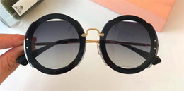 Wholesale sequin tops for women - New fashion designer sunglasses round crystal sequins frame specially designed square lens popular charming style for women top quality