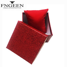 bellissimi regali Sconti FNGEEN Custodia da regalo resistente regalo scatola regalo per gioielli braccialetto braccialetto bello regalo di orologio