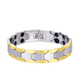 Fashion Jewelry Football Glossy Copper Health Sports Bracelet Double Row Ginger Magnetic Jewelry Gift Factory Wholesale