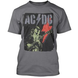 T-shirt Acdc Highway to Hell Maglia Uomo ufficiale Music Heren: kleding