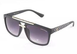 Wholesale Italian Glasses - Hot sale fashion new style square women sunglasses italian brand designer men sun glasses polarized driving spors eyeglasses