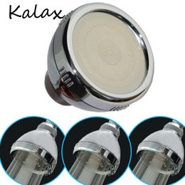 Wholesale Polished Chrome Bathroom Accessories - 1PC ABS Plastic Top Shower Head Water Saving Polished for Bathroom Accessories Bathhouse Sprinkler Shower with Single Head