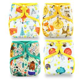 Обложки для обложек онлайн-U Pick Elinfant Baby 2018 Самые популярные цифровые позиции Baby ткань пеленки моющиеся многоразовые пеленки обложка бесплатная доставка