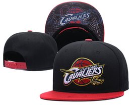 Wholesale Unisex Locker - HOT 2017 SnapBack Cleveland CAVS Locker Room Official Hat Adjustable men women Baseball Cap