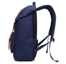 Wholesale nylon packaging bags - 2018. Outdoors packs. Backpack. Fashion knapsack. Computer package. Big. Canvas + nylon. Handbag. Travel bag. Sport&Outdoor Packs.