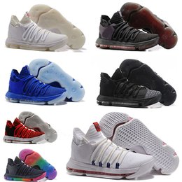 separation shoes 8fb90 8c6fa 2018 KD 11 EP Elite Basketballschuhe KD 11s Herren Multicolor Peach Jam  Herren Doernbecher Turnschuhe Kevin Durant 10 EYBL All-Star BHM Sneakers