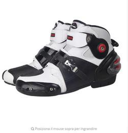 Montar motocicleta montar bota zapatos cortos Tribu de anti-racing zapatillas otoño invierno botas Locomotora de verano desde fabricantes