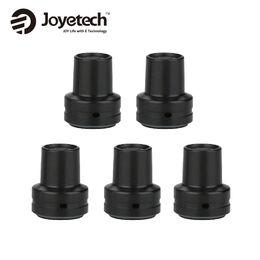 Wholesale E Cigarette Joyetech - 5pcs pack Joyetech EGo AIO ECO Replacement Drip Tip for Joyetech EGo AIO ECO Starter Kit High Quality E-Cigarette Spare Part