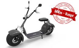2019 baterias elétricas de scooter lítio 1000 W Poderoso de Alta Velocidade Da Bateria De Lítio Citycoco 1000 W scooter Elétrico, motocicleta elétrica, bicicleta, bicicleta elétrica Com Estilo Harley 2018 baterias elétricas de scooter lítio barato