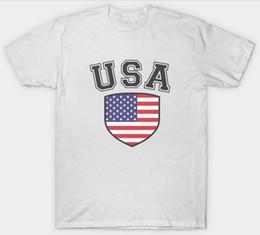 USA T SHIRT TOP PAYS DE DRAPEAU AMÉRICAIN ÉTATS-UNIS DU PATRIOT AMÉRICAIN ? partir de fabricateur