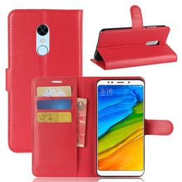 Для Alcatel Verso cameox 5044r личи флип бумажник кожаный чехол Leechee стенд ID карты деньги ТПУ сотовый телефон обложка кожи книга роскошные 50 шт. от