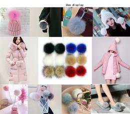 Pompon donne soffici femme pompon portachiavi coniglio orecchio pelliccia palla catena chiave anelli ciondolo borsa regalo per bambini da zaino khaki dei capretti fornitori