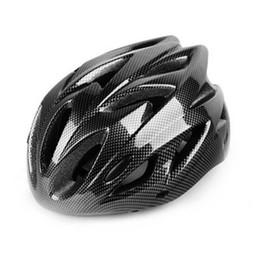 capacete ajustável Desconto Bicicleta Capacete Equitação Da Bicicleta Capacete Ajustável Cabeça de Segurança Proteger Integrado Moldagem Resistência Ao Impacto Equipamentos Desportivos