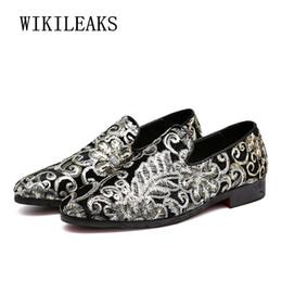 Вышитые туфли ручной работы онлайн- men shoes embroidery handmade dress shoes men slip on loafers oxford shoes for men formal mariage party wedding shoes
