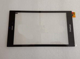 Wholesale Prestigio Multipad Tablet - Black New Prestigio MultiPad Color 8.0 3G PMT5887 PMT5887_3G Tablet touch screen digitizer glass touch panel Sensor