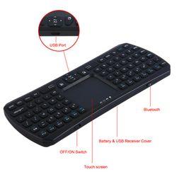 Rabatt Tablette Bluetooth Tastatur Touchpad | 2018 Tablette ...