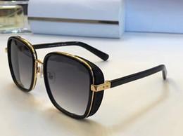 2019 chip de proteção Elva de luxo óculos de sol para as mulheres designer de moda placa de chip brilhante charme quadro de alta qualidade uv espelho de lente de proteção vêm com pacote chip de proteção barato