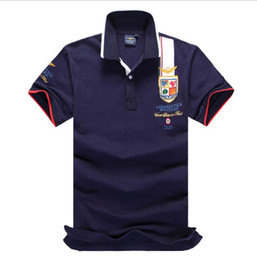 Wholesale Dropship Discount - Discounted Polo Shirt Men Short Sleeve T Shirt Brand Air Force polo shirt men Dropship Cheap High Quality Free Shipping