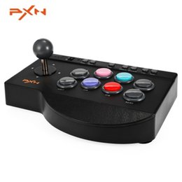 original joystick Coupons - Original PXN-0082 Arcade Wired Joystick Game Controller USB Interface for PC PS3 PS4 Xbox one