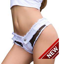 Wholesale Tight Cowboy - Beautiful Lei Ya Amazon 812# New Pattern Summer Woman Cowboy mini Shorts Tight Pants European style Nightclub Suit-dress Sexy