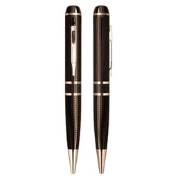 Wholesale Motion Detection Pen - SuperHD 2K 2304*1296 Concealed Lens Spy pen DVR Support Photo Video Alone voice recorder and Motion detection Max 128GB