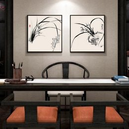 restaurant products Promo Codes - New China Living Room Decoration Painting Restaurant Wall Hanging Portrait Bedroom Modern Minimalist Home Decoration Products