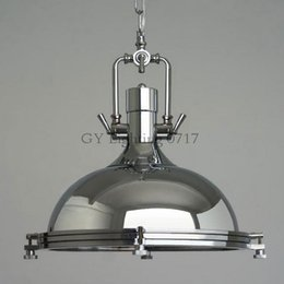 Canada RH BENSON PENDANT lampe loft light illuminez votre cuisine ou votre lieu de travail luminaire vintage style de l'industrie bronze chromé luminaire Offre