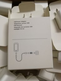Wholesale Quality Walls - high Quality A1385 cube charger 5V 1A US Plug USB Wall Charger Travel Mobile Phone Charging For Samsung iphone 5 6 7 Plus