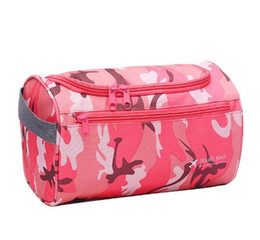 Wholesale wood makeup organizer - Free Shipping Women And Men Portable Waterproof Makeup Travel Cosmetic Bag Organizer Case Necessaries Toiletry Bag Hanging Wash Bag