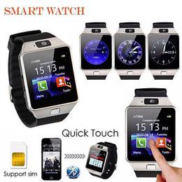 mora intelligente orologio Sconti Smart Watch dz09 Smartwatch dz09 Smartwatch dz09 per Android Phone