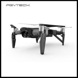 2019 batería de 2s 7.4v PGYTECH extender el tren de aterrizaje Para DJI MAVIC AIRE pierna protector de apoyo profesional UAV Accesorios de DHL